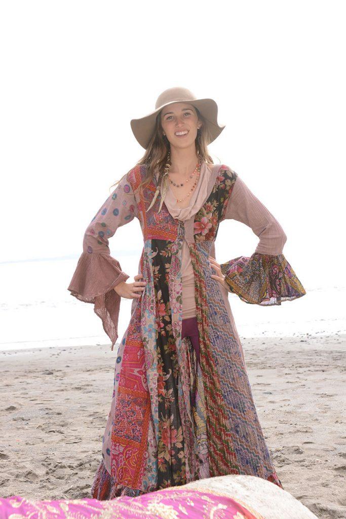 gypsy patchwork jacket