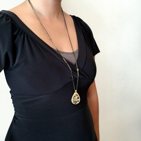 Saree Necklace Phresh