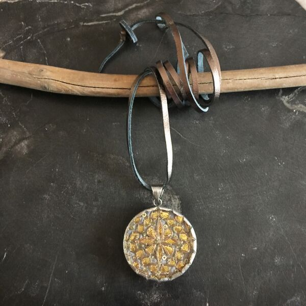 Bohemian Nomad Necklace 1
