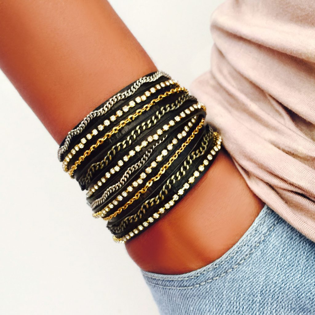 wrap bracelet by Presh