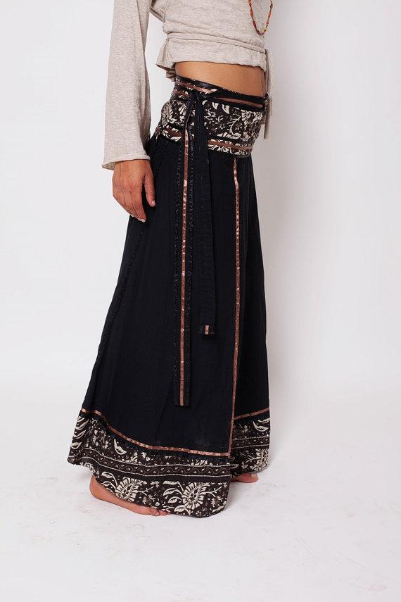 gypsy skirt by samaya