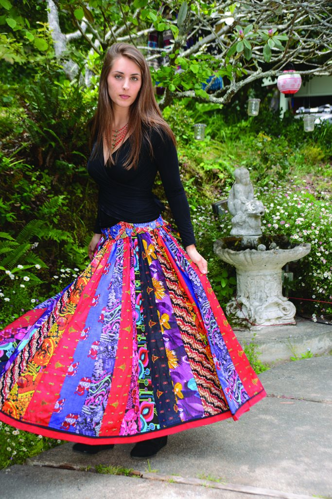 http://www.jayli.com/clothing/cotton-patchwork-wide-skirt/