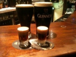 baby guinness shooter