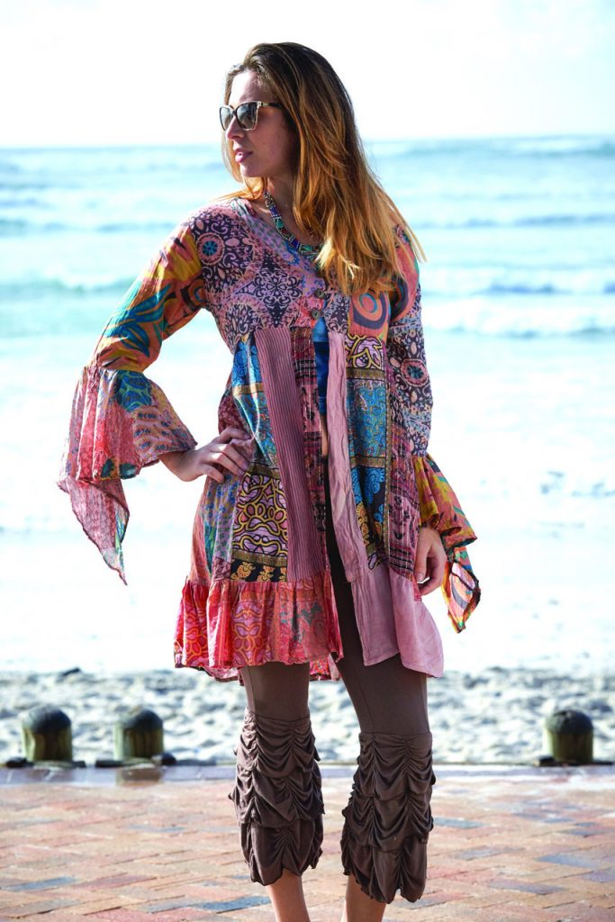 gypsy patchwork jacket by Jayli