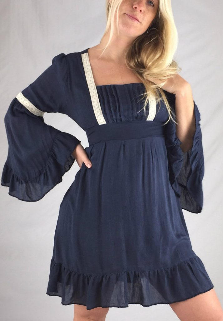 peasant dress by Jayli