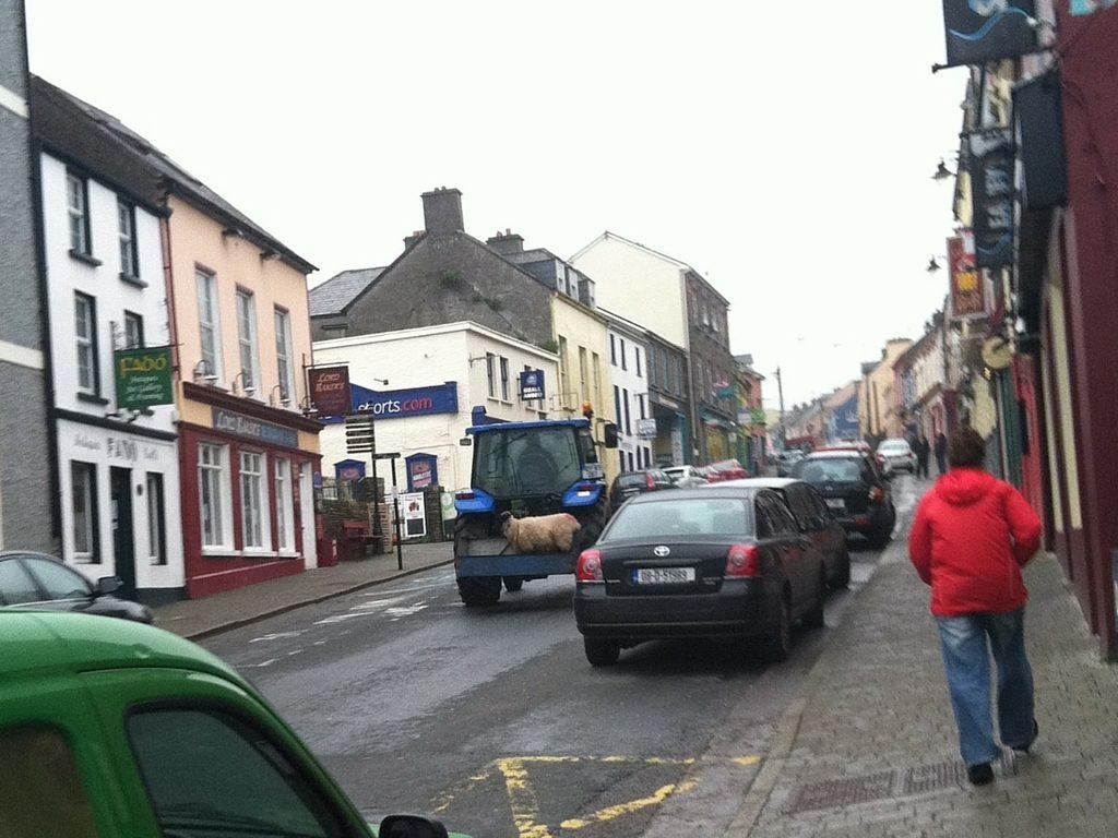 Dingle Ireland Main Street