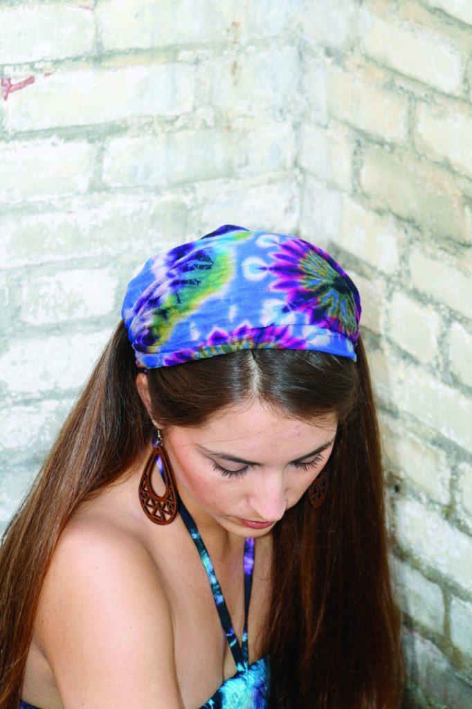 Hippie headband