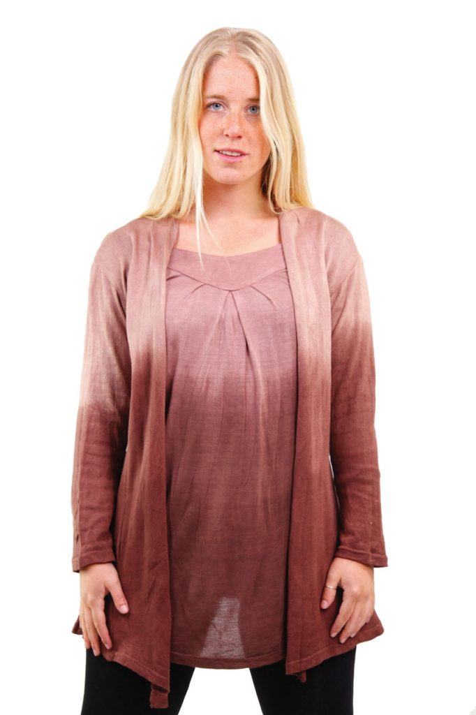 Jayli hippie top and cover up in one