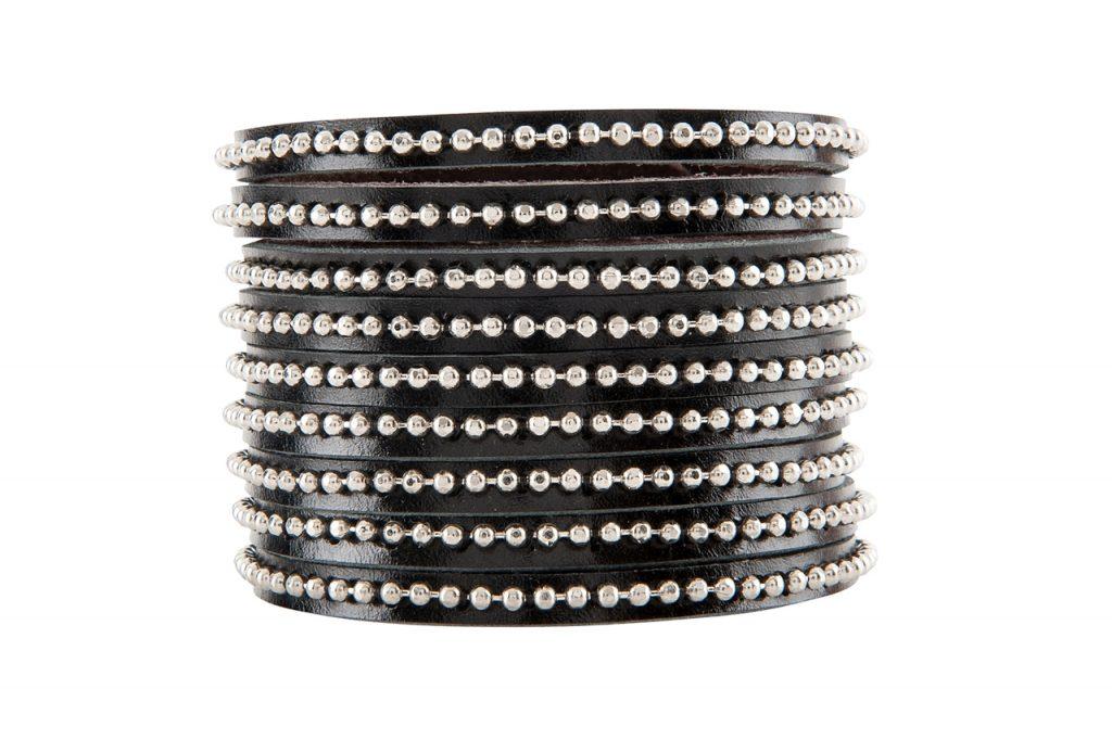 Beads Row Cuff by Presh