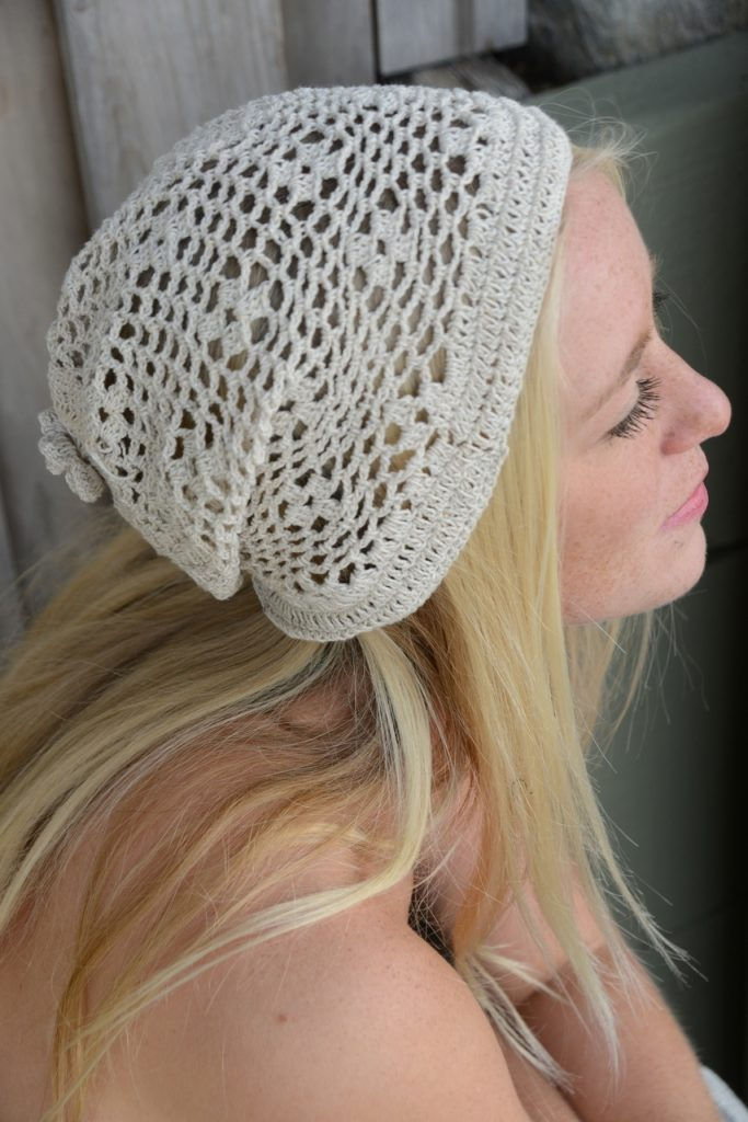 crochet floppy cap