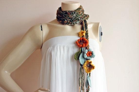hippie scarf