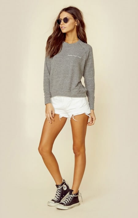 pullover boho sweater